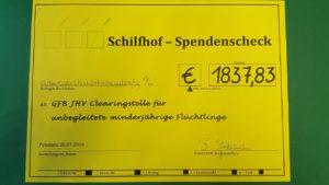 SpendenScheck